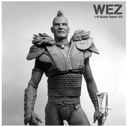 WEZ 1/6scale kit【入荷中!】