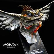 MOHAWK HEAD 完成品