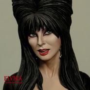 Elvira Mistress完成品