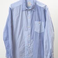 dip  パターンコンビネーションシャツ No 71-1199