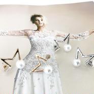 half star pearl pierce/gold.silver