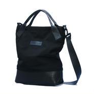 202 Tim Tote + Shoulder Bag ブラック