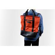 Manee : Backpack+Tote レッド