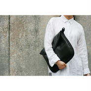 Clutch+Shoulder Bag w/ nylon100