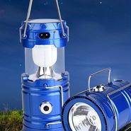 【ソーラー充電】ランタン&懐中電灯の2WAYライト
