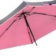 コンパクトなカラフル折り畳み傘
