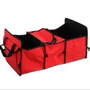 クーラーボックス付き車用収納ボックス