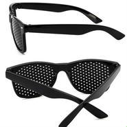 眼球トレーニング用ピンホールメガネ  2個セット