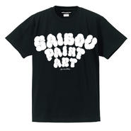 logo T-shirt  Black(spa-34)