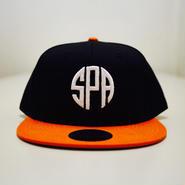 SPACAP2(orange/black)