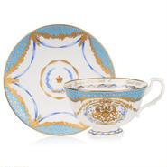 エリザベス女王生誕90年記念ティーカップ&ソーサー The Queen's 90th Birthday Commemoative Teacup & Saucer