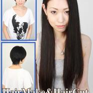 HQ-28 Hairmake&HairCut 宮本 佳南 DVD