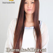 HQ-29 Hairmake&HairCut 東城あん DL