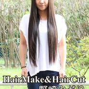 HQ-36 Hairmake&HairCut 野崎みどり DVD