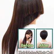 HQ-33 Hairmake&HairCut 桜井真理子 DL