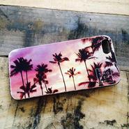 iPhone ラバーケース 【Palm】