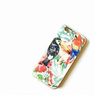 iPhone ラバーケース 【BIRD】white ver.