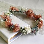 花かんむり ふんわりキュート ¥12,960送料無料