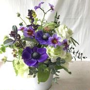 お花の贈り物 アレンジメント ¥3,780(日にち指定をお願いします)