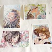 ポストカード1〜4