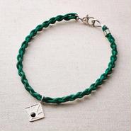 Horizon Men's Bracelet / GREEN <受注生産>
