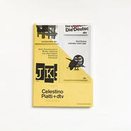 Lars Muller Publishers A5/03 Celestino Piatti and dtv