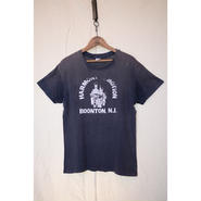 "HANES 70'S ""HARMONY IN MOTION BOONTON N.J."" Tシャツ"