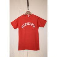 "Champion 80'S ""MINNESOTA"" Tシャツ"