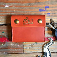 5656WORKINGS/LETHER COIN CASE_CAMEL