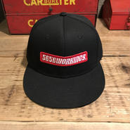 5656WORKINGS/6PANEL BB CAP_BK