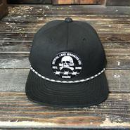 NOCARE/5PANEL CAMP CAP_BLACK