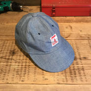 5656WORKINGS/NO.56 CHAMBRAY CAP