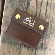 5656WORKINGS/LETHER COIN CASE_D.BROWN