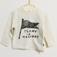 sale‼︎TODAY IS HOLIDAY☆トレーナー