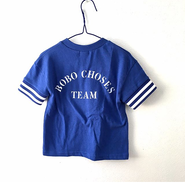 B.C風VネックTシャツ