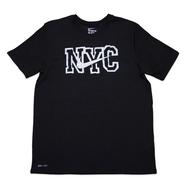 """【日本未発売】NIKE """"NYC"""" T-Shirts (Black / Reflector)"""