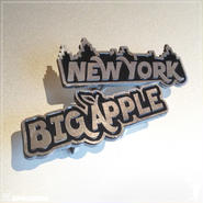 "SHOE ACCESSORY ""NEW YORK"" × ""BIG APPLE"""