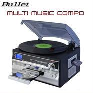 Bullet マルチミュージックコンポ