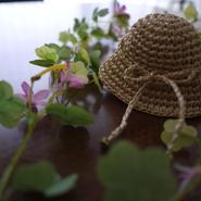 麦わら帽子(リカちゃんサイズ)