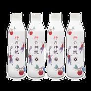 柿の神髄 4ヶ月継続セット(500ml  × 4本)