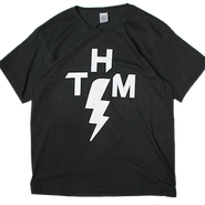 【THE HARD MAN】   Thunder Bolt Tee     2color