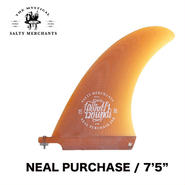 """【 THE MYSTICAL SALTY MERCHANTS 】   NEAL PURCHASE JNR  WOLFHOUND 7.5"""""""