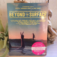 【 DVD 】         BEYOUND THE SURFACE