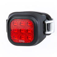 Knog Blinder MINI NINER REAR BLACK 3つの照射角度に合わせて選べるコンパクト LEDライト