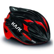 KASK MOJITO BLACK/RED 2016