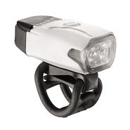 LEZYNE KTV PRO FRONT ホワイト 70LUMEN USB LED LIGHTS  人気のKTV PROがフルモデルチェンジでさらにパワーアップ!!
