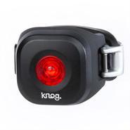 Knog  Blinder MINI DOT REAR BLACK 3つの照射角度に合わせて選べるコンパクト LEDライト