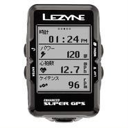 LEZYNE    SUPER GPS 日本語対応モデル