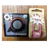 キャンペーン KNOG Oi LARGE  Copper  knog STROBE PINK  ホワイトライト付き 数量限定・在庫限り。