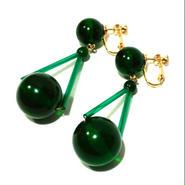 earrings「LIQUID」